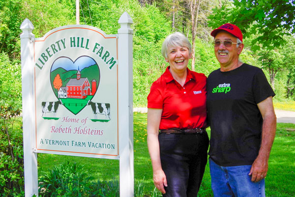 Liberty Hill Farm: A Vermont Farm Vacation.