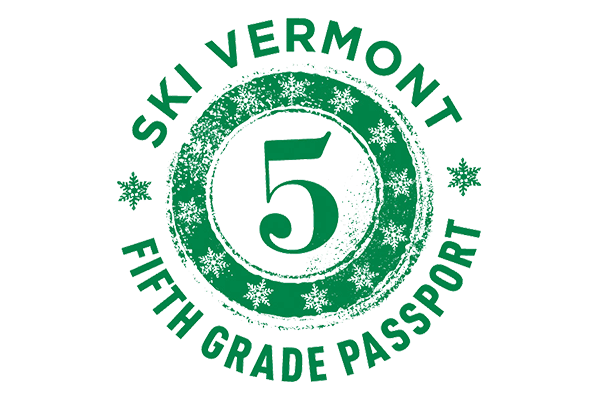 Fifth Grade Passport Ski Vermont program.
