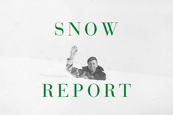 Ski Vermont Snow Report Sign-up.