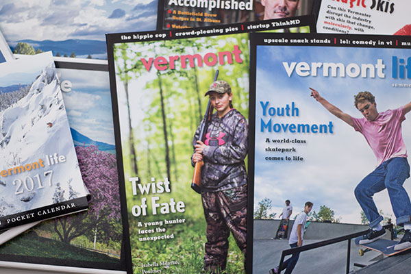 Subscribe to Vermont Life Magazine.