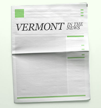 Vermont Tourism in the news.