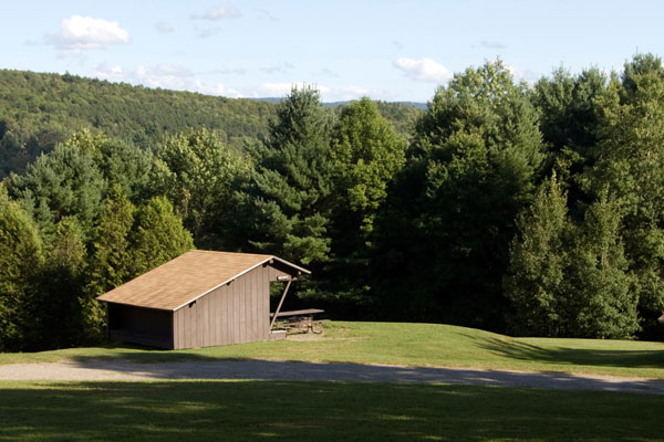 Vermont campgrounds and rv parks.