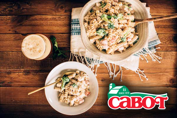 Cabot Macaroni & Cheese recipe.