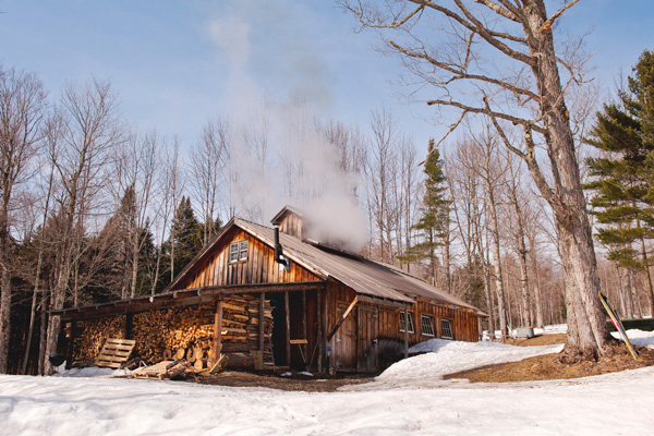 Maple Sugar House