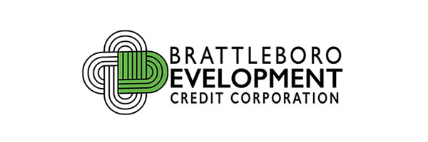 Brattleboro Development Credit Corporation logo.