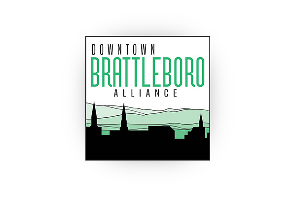 The Downtown Brattleboro Alliance logo.
