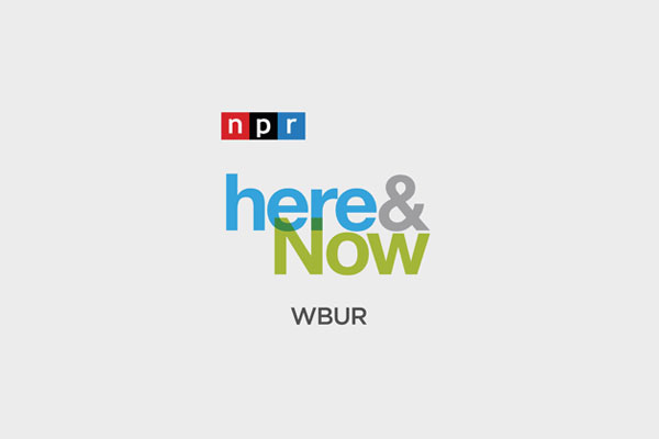 NPR Here & Now logo.