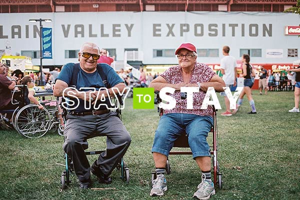Stay to Stay at the Champlain Valley Exposition