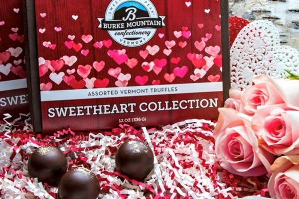 Burke Mountain Sweetheart Chocolate Collection