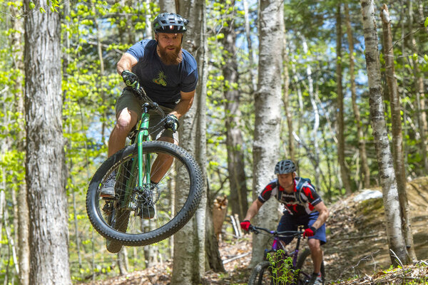 Mountain Biking in Vermont