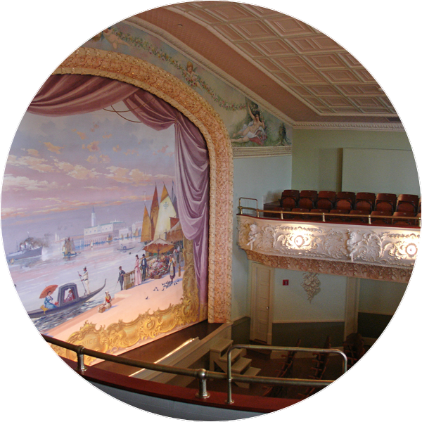 Haskell Opera House