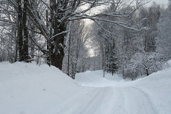 Vermont Winter Roads - m