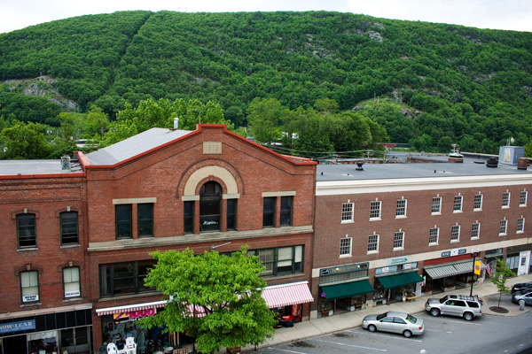 Downtown of Bellows Falls